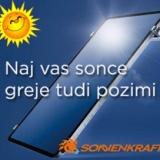 Solarno ogrevanje